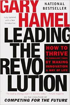 leading the revoltion