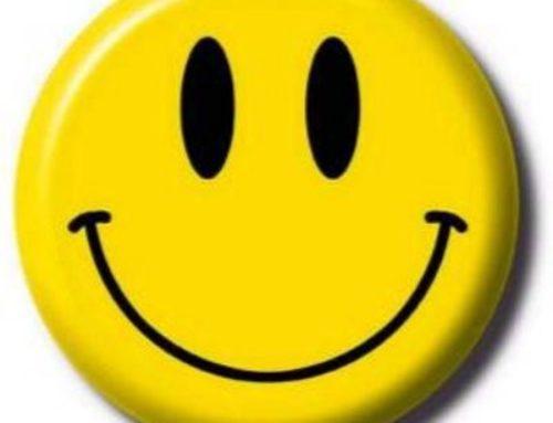 A proposito di felicità…